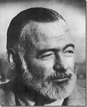 Ernest Hemingway hemingway[1]
