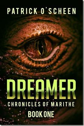 Dreamer book cover