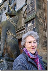 Author Linda Gallard