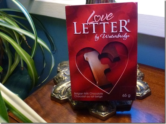 Valentine's Love Letter
