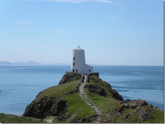 Llanddwyn Island - Cover for Closure