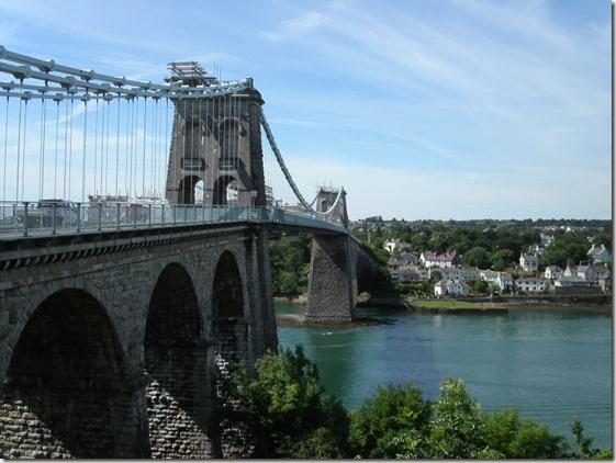 Menai Bridge & Menai Straits