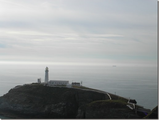 Southstack Lighthouse, Holyhead