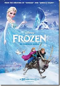 Frozen movie cover