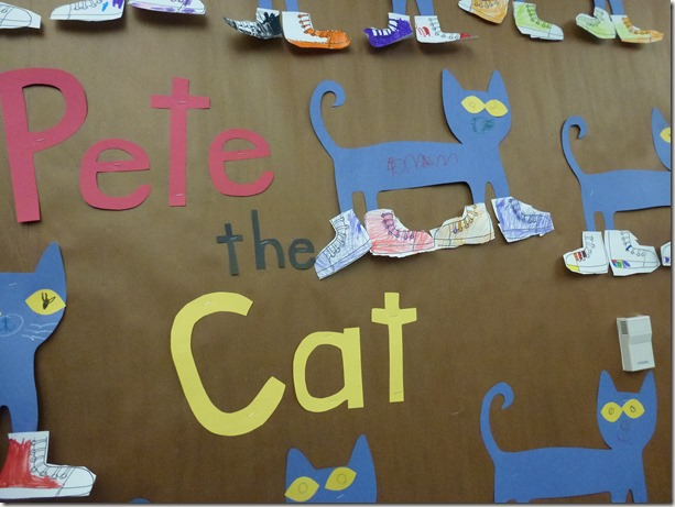 Pete the Cat by Emma