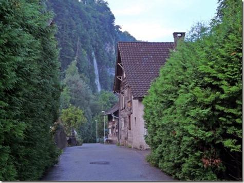 Smal Street in Hohenems