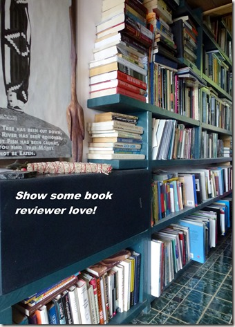 Book Reviewer Love