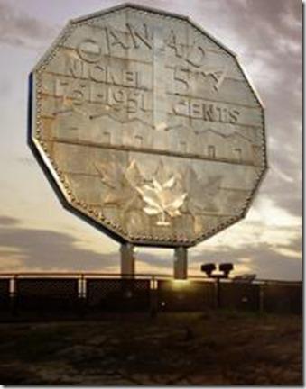 Giant Sudbury Nickel - google images
