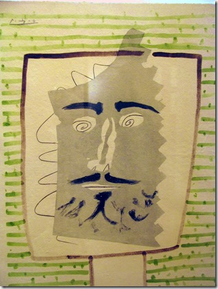 Picasso - Head of Satyr - Bruce Witzel - photo