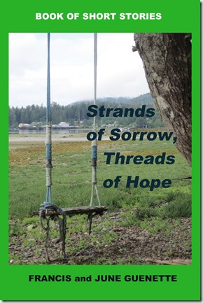 Final Cover  - Strands of Sorrow, Threads of Hope