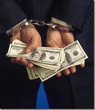 Crooked businessman 8