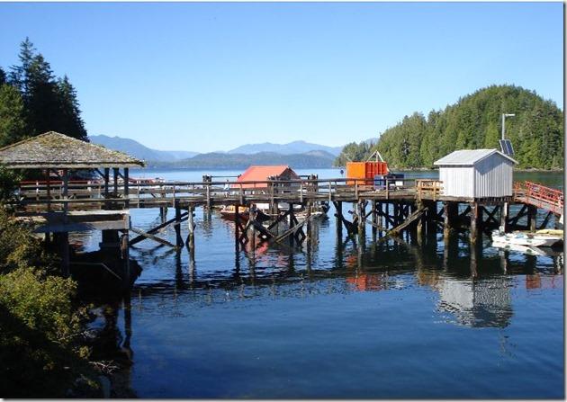 Dock Scene