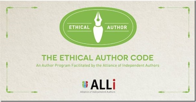 Alli Ethical Author Campaign