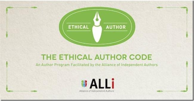 Alli Ethical Author Campaign
