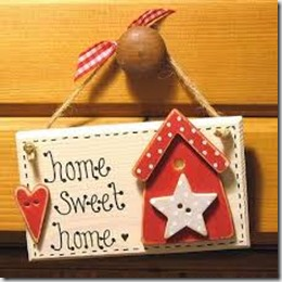 Home Sweet Home - google images