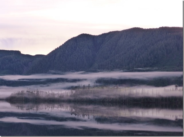 Fog on the Lake - Guenette photo