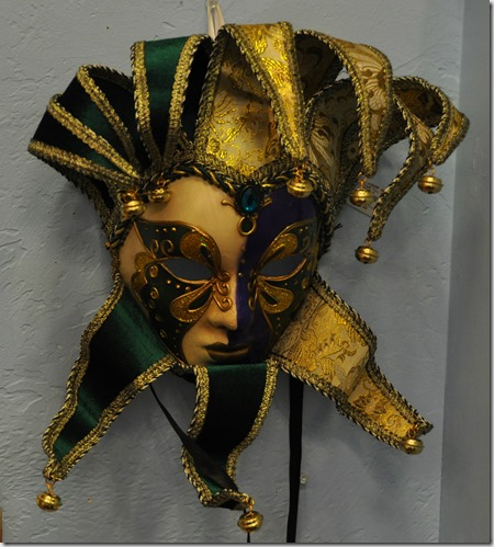 Gallery Masks - Shakespeare Festival - Bruce Witzel photo
