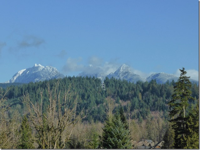 Golden Ears - Guenette photo