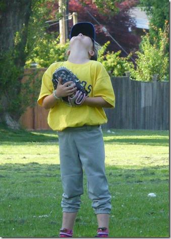 Baseball Emma 2 - Guenette photo