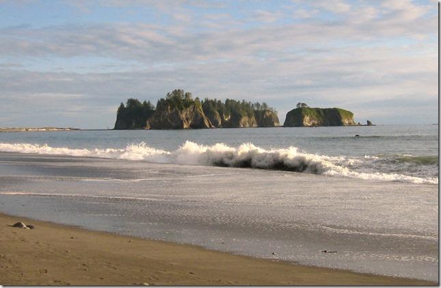 Ocean waves - Bruce Witzel photo