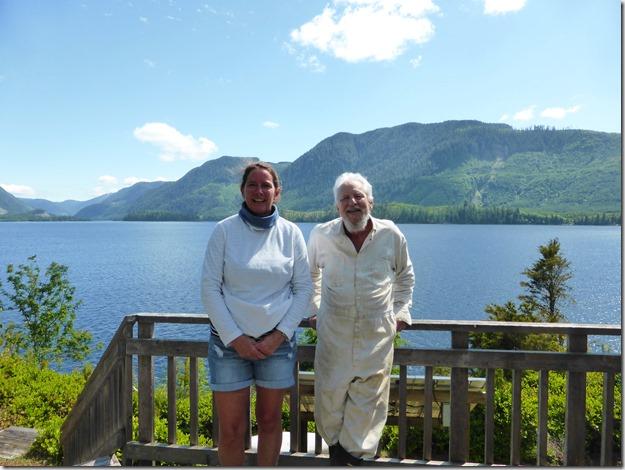 Lake visitors - Guenette photo