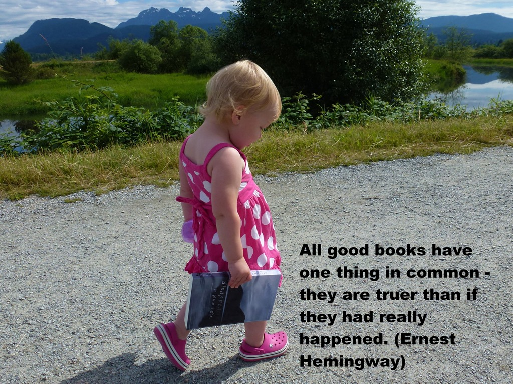I Love My Granddaughter Quotes Writer's Quote Wednesdayernest Hemingway « Disappearinginplainsight