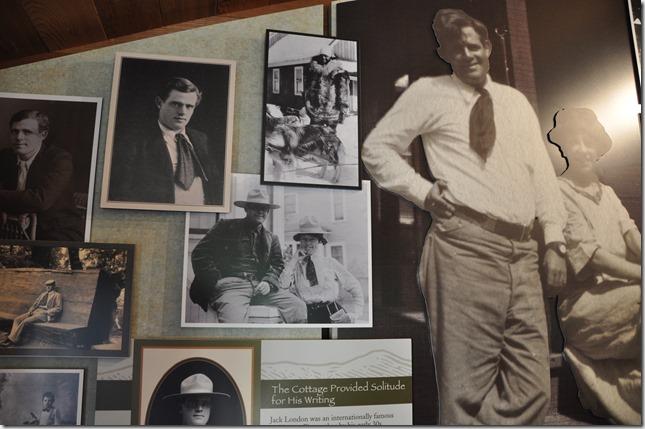 Jack London's Writing Cottage - Guenette photo