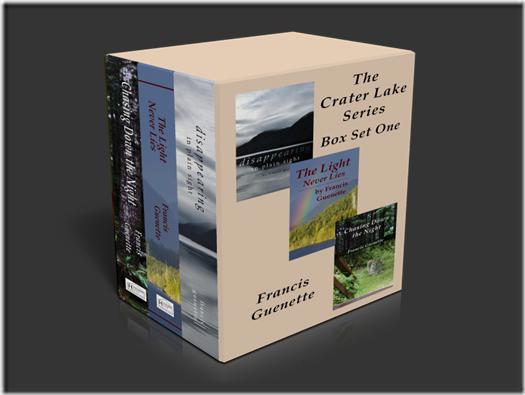 3-D Box Set - Crater Lake Series