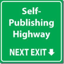 Self-publishing sign - Google image