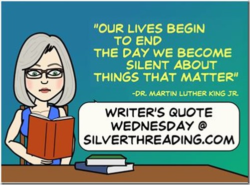 Colleen's Writer Quote Wed. cartoon