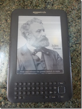 Death of a Kindle - Guenette photo