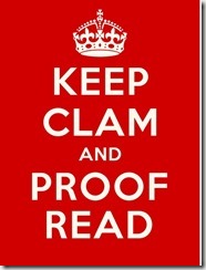 Proofreading - google image