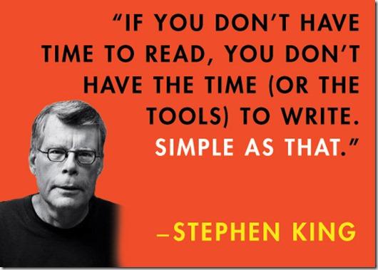 Stephen King Meme - google image