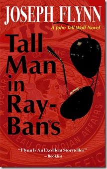 Tall Man in Ray Bans cover