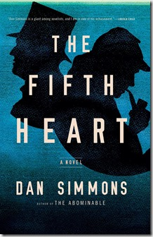 The Fifth Heart cover