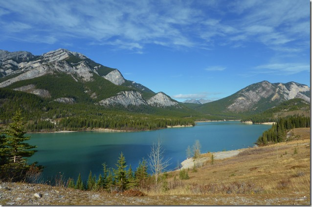 Barrier Lake, Alberta - Fran Guenette photo