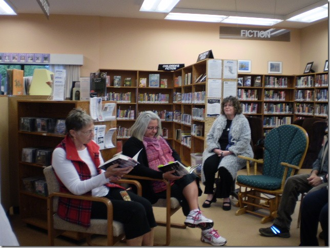 Book Club - Port Alice