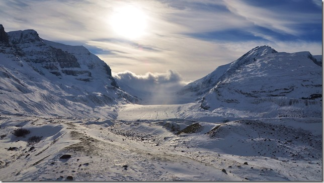 Columbia Icefields, Jasper National Park - Bruce Witzel photo