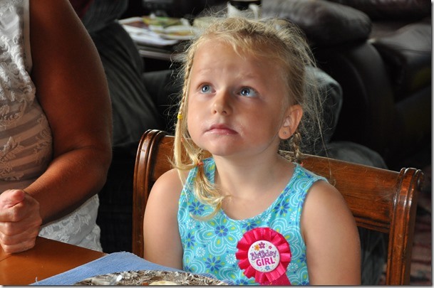 Brit's 4th birthday - Bruce Witzel photo
