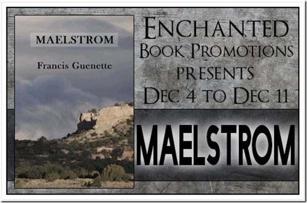 Enchanted Book Tour Banner - Maelstrom