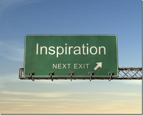 Inspiration sign - Google Image