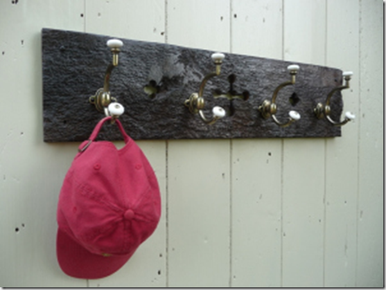 Red cap on rack - google image