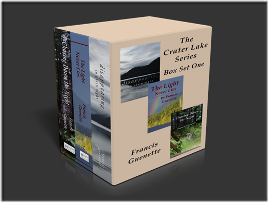 3-D Box Set - Crater Lake Series