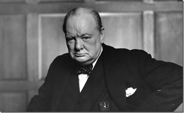 Churchill - Goggle image