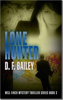 cover of lone hunter