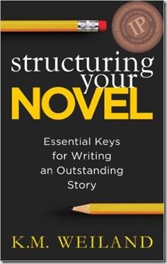 Structuring Your Novel Cover
