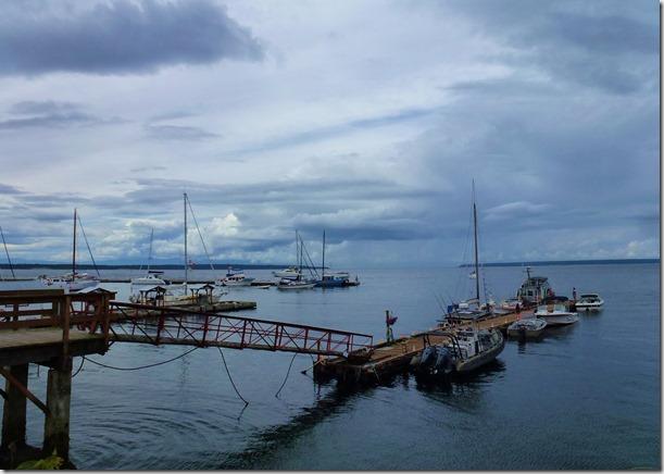 Harbour shot - Guenette photo