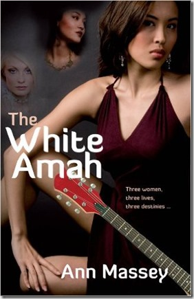 The White Amah - cover