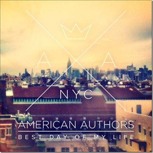 American Authors Album Cover