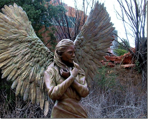 Angel Statue - Bruce Witzel photo